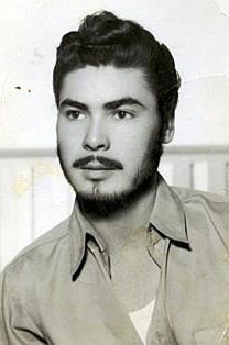 Bernabe Calderon obituary photo