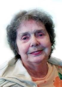 Eileen Fay Reed obituary photo