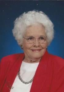 Irene Farris Travis obituary photo