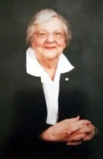 Agnes E. O'Brien obituary photo
