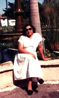 Carmen Cerdas obituary photo