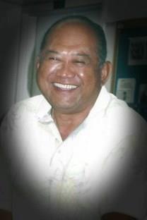 William Kalei Kamahele obituary photo