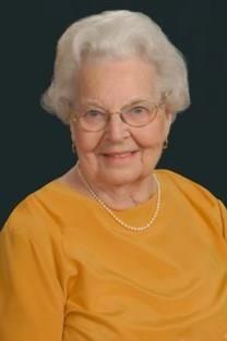 Betty W. Khail obituary photo