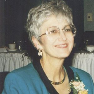 Frances A. Langsford Obituary Photo