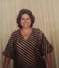 Mary Lena Jordan obituary photo