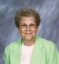 Dorothy Jane Ruth obituary photo