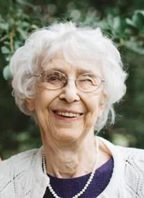 Harriet B. DeBoer obituary photo
