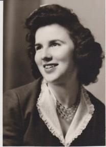 Charlotte Francis Laycock obituary photo
