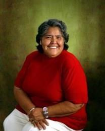 Frances Kay de los Angeles obituary photo