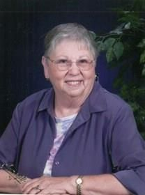 Betty Landis obituary photo