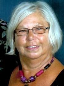 Nancy Lee O'Brien obituary photo