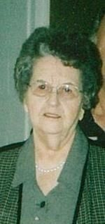Jeanette Virginia Patterson obituary photo