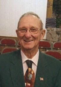 Paul J. McDaniel obituary photo