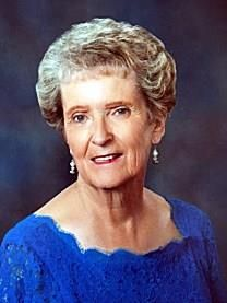 Betty Charlyn Cameron obituary photo