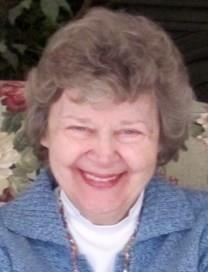 Barbara Ann Trafton obituary photo