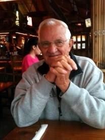 Richard C. Stoddard obituary photo