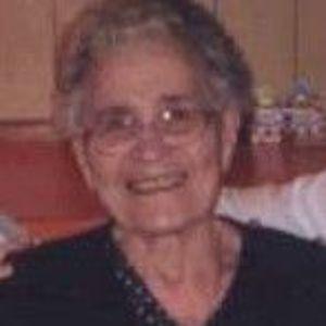 Rosa Vespa Obituary Photo