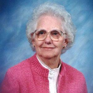 Wilma Agnes Lyons