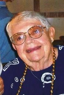 Lois Marie Conatser obituary photo