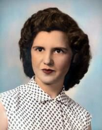 Golda Lucille Parker obituary photo