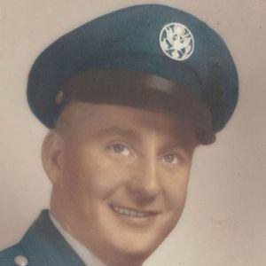 CMSgt.  Raymond David Rehrig, USAF, Ret.