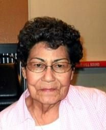 Beatrice George obituary photo