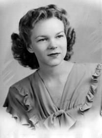 Pauline Stevens obituary photo