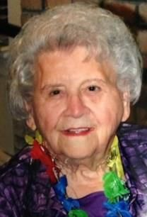 Emelda Gruntz Charlet obituary photo