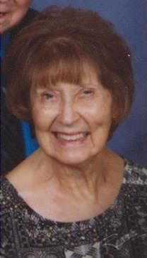 Betty Carole Bailey Phillips obituary photo