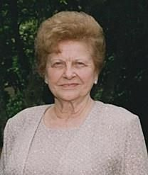 Violet Florene Pierce obituary photo