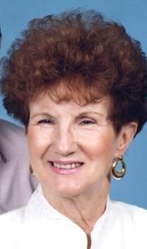 Agnes Parisi obituary photo