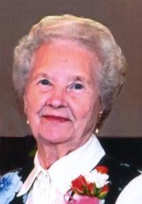 Doris E. Fleetwood obituary photo