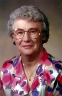 Margaret Louise Grapp obituary photo