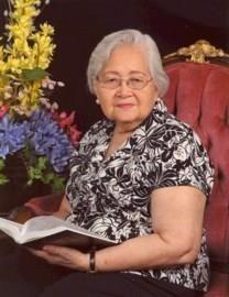 Noemi B. Espinosa obituary photo