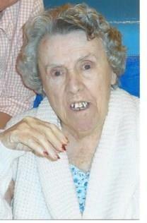 Josephine Elizabeth Burton obituary photo