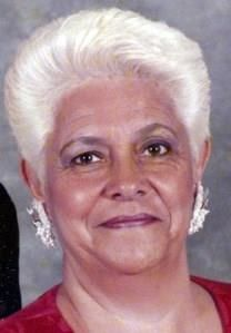 Rose Mary Hancock obituary photo