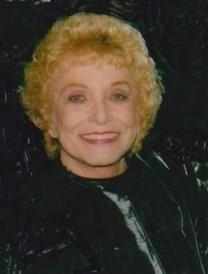 Mildred B. Creighton obituary photo