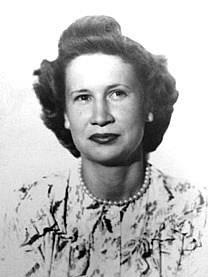 Mary Virginia Waite obituary photo