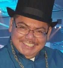 Gilberto Tejeda obituary photo