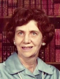Marcia Parrish Flow obituary photo