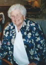 Helene Bertha Gaede obituary photo