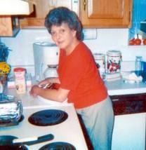 Jessie Bolton obituary photo