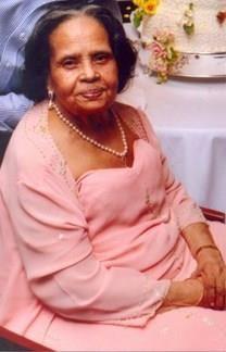 Eliane Sajous obituary photo