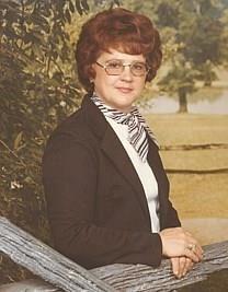 Joyce Dove Lupton obituary photo