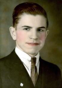 Carl Howard Johnson obituary photo