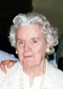 Ruth G. Miller obituary photo