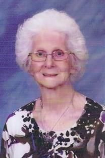 Eiline Grace Nichols obituary photo
