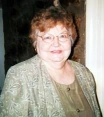 Jeanne Marie Peterson obituary photo