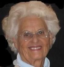 Betty Ruth Sinsley obituary photo