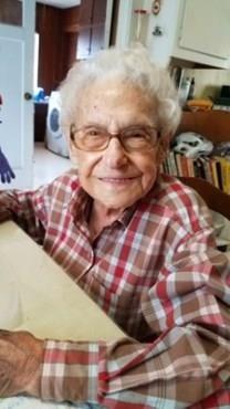 Dorothy Denson Mahan obituary photo